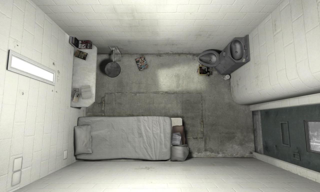 Virtuální realita v opuštěné věznici
