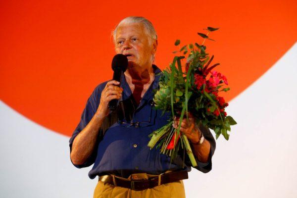 45. LFS Slavnostní zahájení LFS a předaní ceny ACKF režiséru Hynku Bočanovi