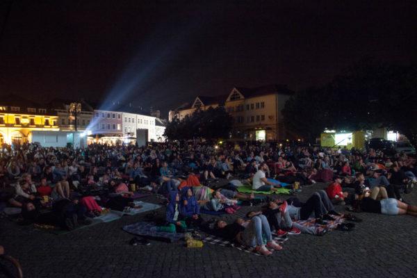 45. LFS - Letní Kino na Masarykově naměstí v Uherské hradiště pohádka Čertí brko