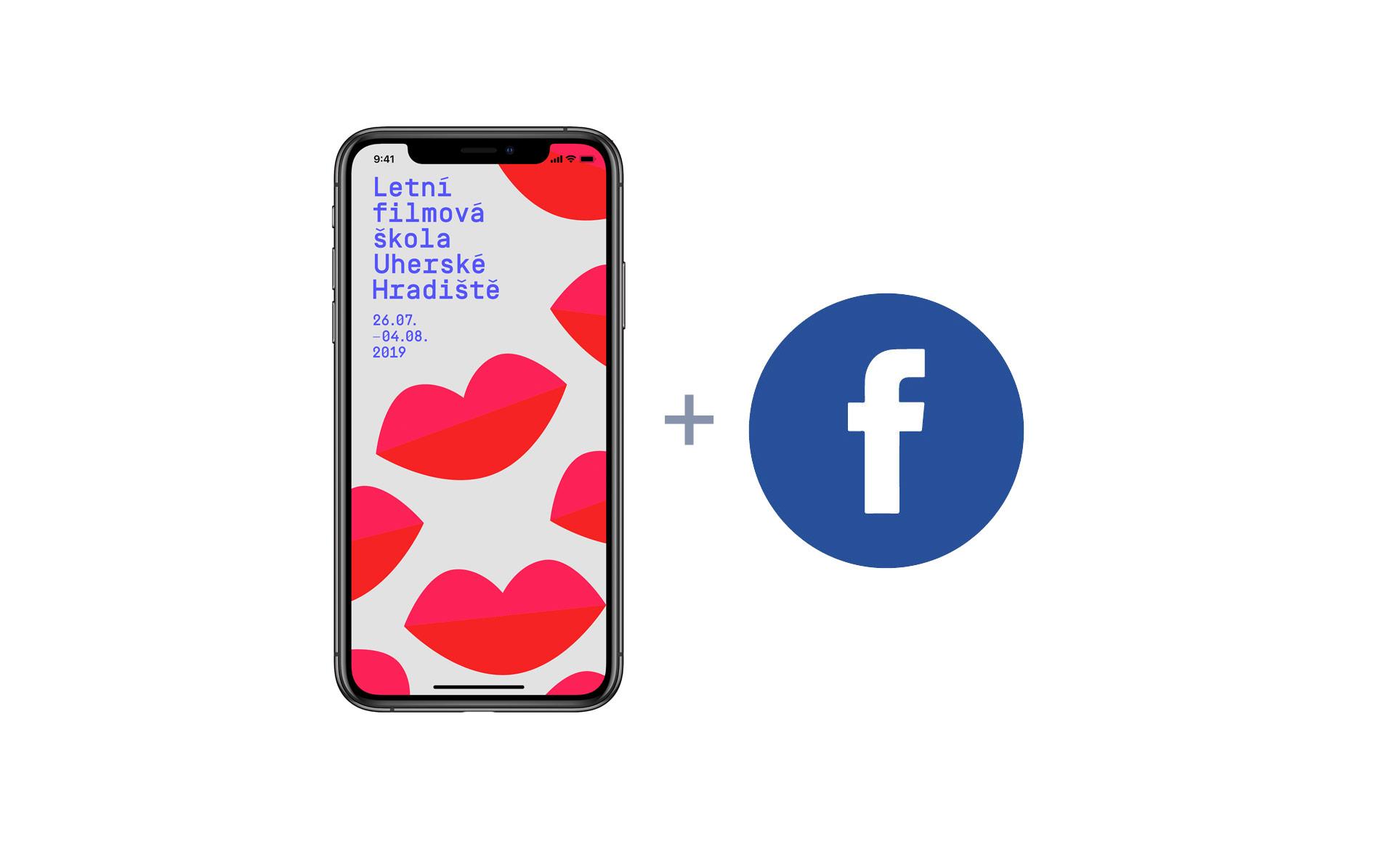 Přihlašování do aplikace přes Facebook