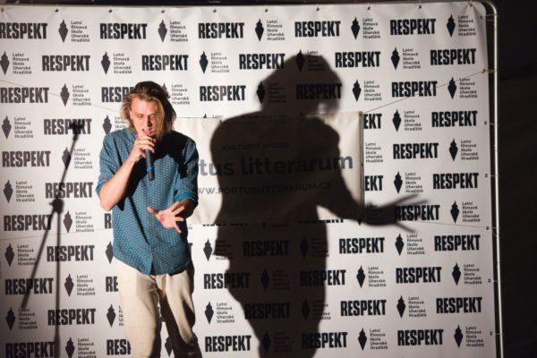 Martin Hrouzek Slam poetry Slam poetry Respekt stan Film